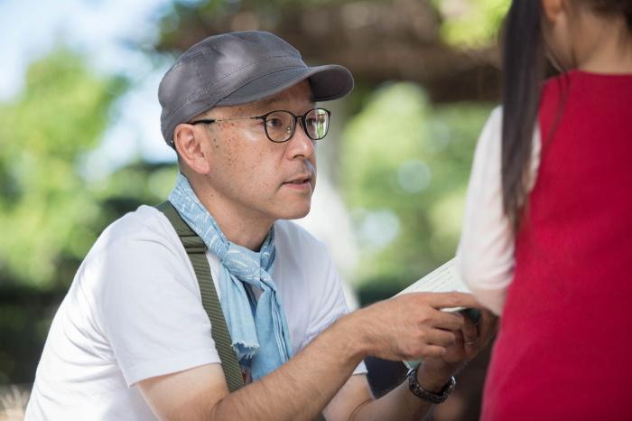 映画「こどもしょくどう」監督:日向寺太郎