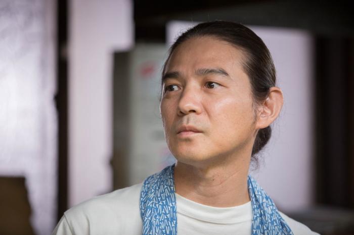 映画「こどもしょくどう」高野作郎役 吉岡秀隆